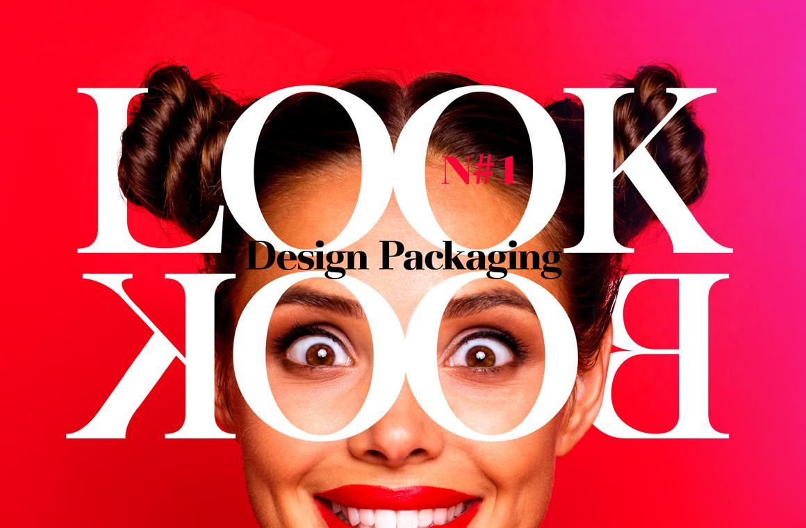 Agence Kubilaï Design graphique et design packaging identité de marque communication visuelle à Tours centre val de Loire logotype identité visuelle stratége de marque LOOBOOK
