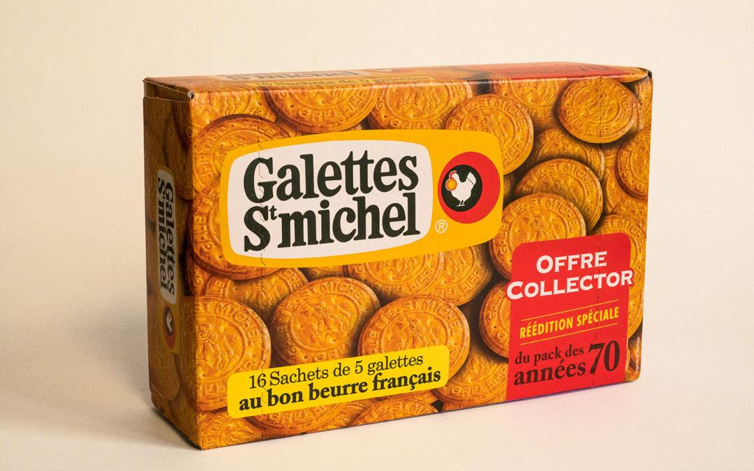 La galette St Michel, l'Incontournable !