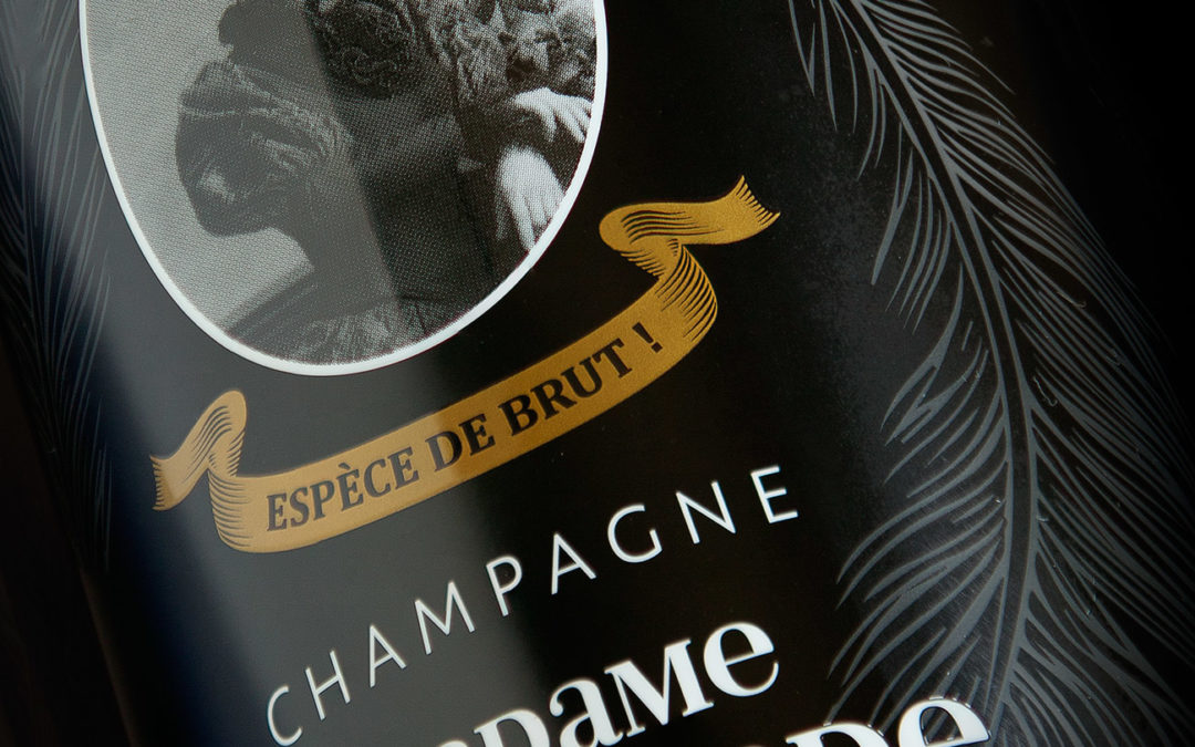 Le champagne qui pétille plus haut que son cru !